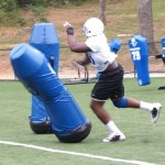 BDN's Duke Football Practice Report #1 (corrected)