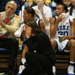 #8 Duke Women Throttle Maine, 98-31