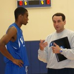 Coach K talks Southern Illinois, Paulus and Henderson