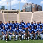 Seniors represent Duke one more time &#8211; Akinbiyi. Roland and Riley interviews