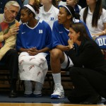 Duke Women shut down Michigan 60-45