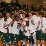 Christ School Arden - 2008 Glaxo Invitational Holiday Tournaments Champions