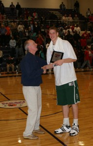 MAson Plumlee was named the tournament MVP - copyright BDNP
