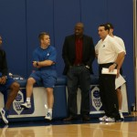 "BDN talks to Duke Assistant Coach Steve ""Wojo"" Wojciechowski"