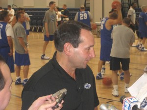 Coach K, Copyright BDNP