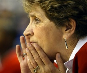 Kay Yow is in a better place and will always be remembered.