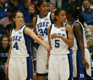 Duke got a good efforts from multiple players