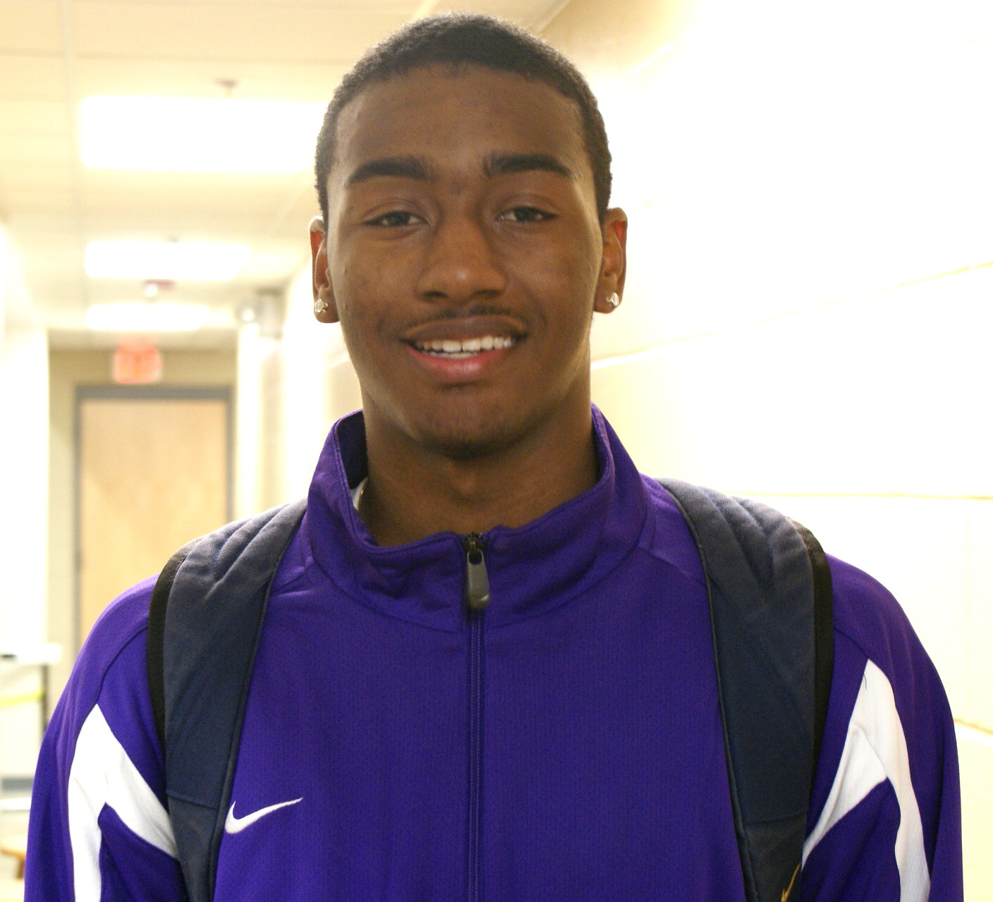 The sportz assassin john wall visits nc central to show us that we