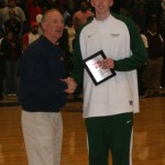 Kelly named the Glaxo Invitational Most Outstanding Player Award - copyright BDNP