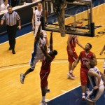 Nolan Smith drives on the Terps