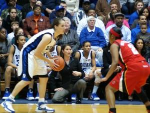 Queen of the floor burn, Waner has 20 steals in her last four games