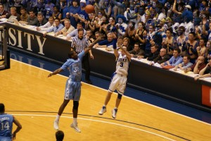 Paulus will play a key role if Duke is to get a road win at BC
