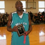Hippolyte Tsafack won the POG plaque - photo copyright BDNP