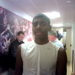 Big time prospect, Kyrie Irving