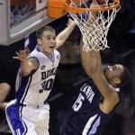 Villanova puts the Blue Devils season on ice with a 77-54 win