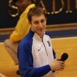 Greg Paulus said farewell to Cameron - BDN-Photo