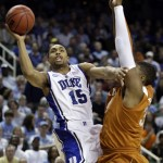 Duke is Sweet 16 bound after defeating Texas 74-69