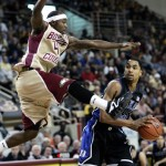 Boston College defeated Duke in Chestnut Hill
