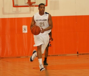 Andre Dawkins All Southern Invitational Team - BDN Photo