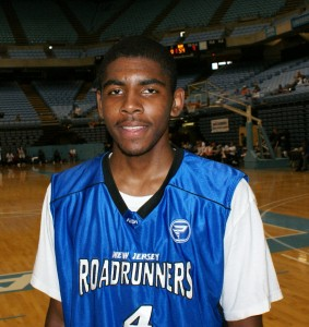 Kyrie Irving - copyright BDN Photo