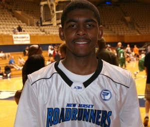 Kyrie Irving - BDN Photo