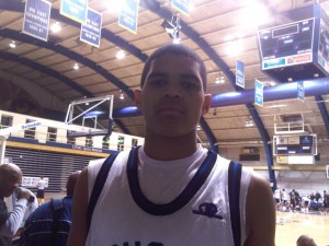 Tobias Harris - BDN Photo