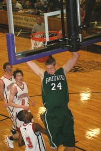 Mason Plumlee - Photo property of Blue Devil Nation