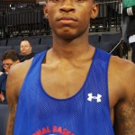 Joe Jackson leaves his mark on the NBAPA Top 100 Camp