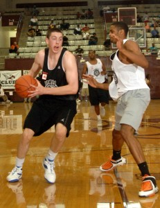 Ryan Kelly had 16 points - Rick Crank Photography