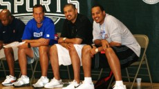 Collins, Capel and Ro from Orlando