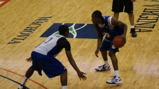 Kyrie Irving defends Brandon Knight - c/r BDN Photo