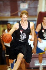 Kyle Singler opened up with BDN - Photo special to BDN/copyright Rick Crank