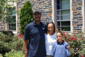 Gene Banks and family - BDN Photo