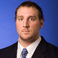 Brett Huffman - Duke Sports Information