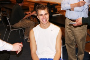 Jon Scheyer - BDN Photo