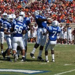 Duke's Vince Oghobaase earns TSN All American honors
