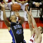 Duke loses their first Big Ten/ACC Challenge game on the road in Wisconsin