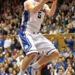 Duke dominates Penn by a score of 114-55