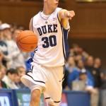 Scheyer nets 22 vs Clemson - Photo Lance King