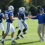 It's Official! Cutcliffe will remain the head football coach at Duke