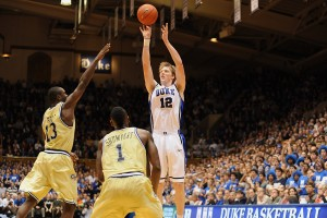 Kyle Singler, BDN