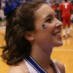Duke Cheerleaders rock!