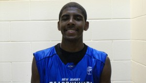 Kyrie Irving of Duke
