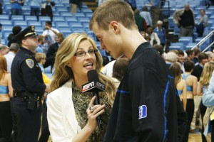 Scheyer leads Duke past UNC