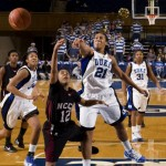 #8 Duke Women dominate #18 North Carolina 79-51