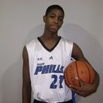 Amile Jefferson, 2012 prospect from Philadelphia, PA