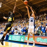 NCAA South Region Report -Jon Scheyer talks Duke's opening round win
