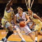 Sluggish Blue Devils slip past Virginia 57-46