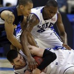 Zoubek and Smith battled Cal all day long and Duke advances to the Sweet 16 with a 68-53 win