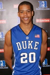Andre Dawkins Duke NCAA Southern Regional